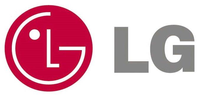 Il logo di LG