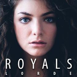 testo royals copertina