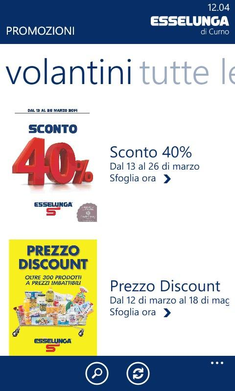 Esselunga coupons