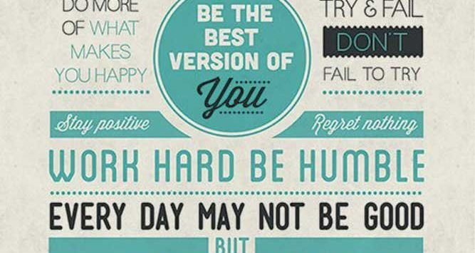 Vivia Ama Ridi - poster motivazionale