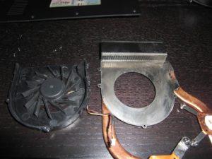 Ventola Dell Xps M1530 pulita