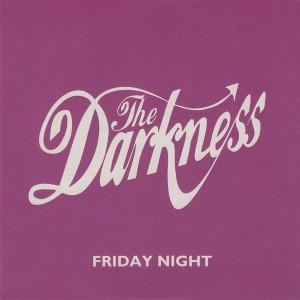 friday night the darkness copertina