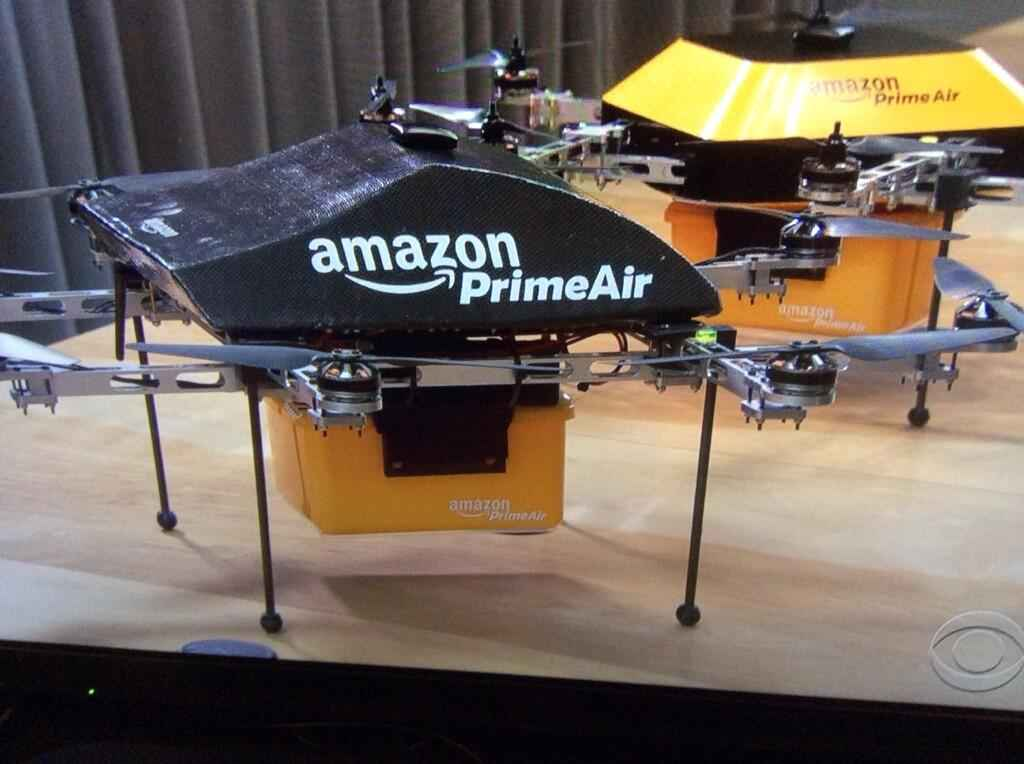 Amazon PrimeAir Drone