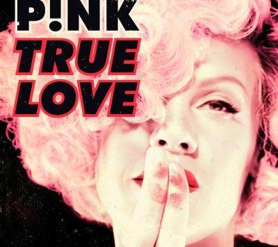 testo pink true love copertina