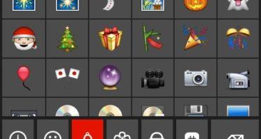 prima icona oggetti whatsapp